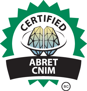 CNIM Badge