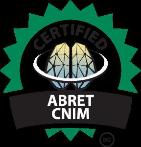 CNIM Badge